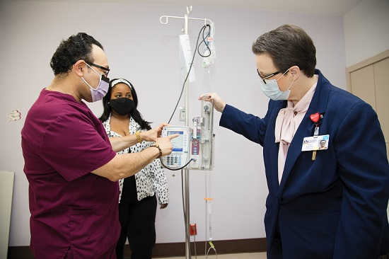 New Classroom Space Dedicated to Nurse Education and Training