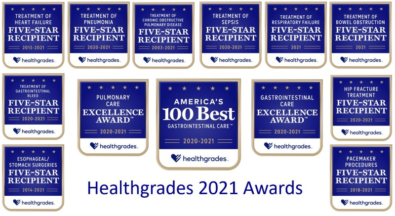 SCH All Healthgrades Awards.JPG